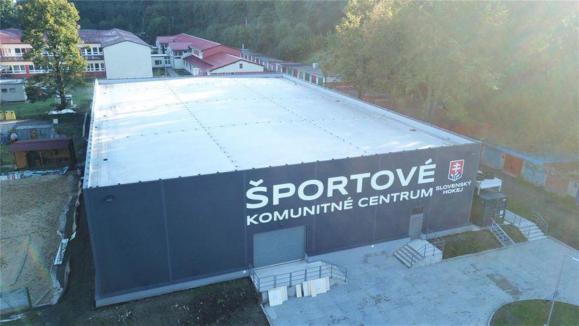 Športové komunitné centrum
