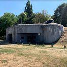 bunker, BS 8, Hrbitov, Petrzalka