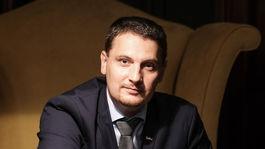 Generálny manažér hotela Carlton Róbert Tóth.