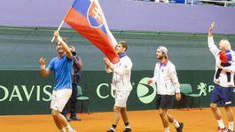 Slovensko tenis