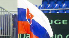SR Davis Cup tenis Švajčiarsko tretia dvojhra BAX