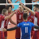 Rakúšania hrýzli iba v prvom sete. Slováci triumfovali aj v druhom zápase