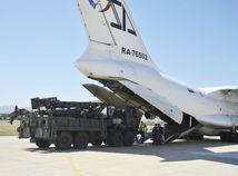 Turecko Rusko S-400 dodávka protivzdušná obrana, lietadlo
