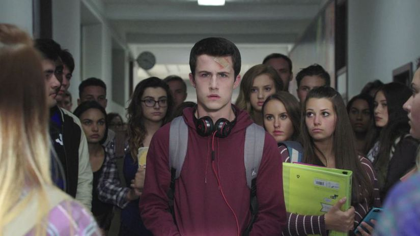 13 reasons why, dylan minnette,