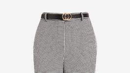 Kárované nohavice Next, predávajú sa za 29 eur.
