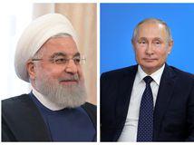 Putin - Erdogan - Ruhani