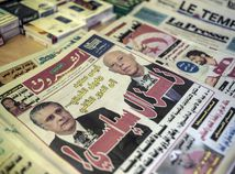 Tunisko / prezidentské voľby /