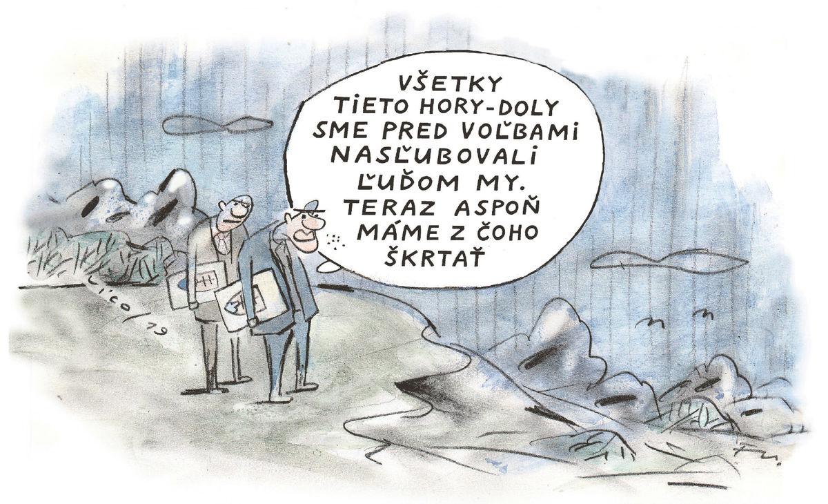 Karikatúra 16.09.2019