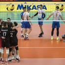 Belgicko SR volejbal ME muži B Slovensko Belgicko