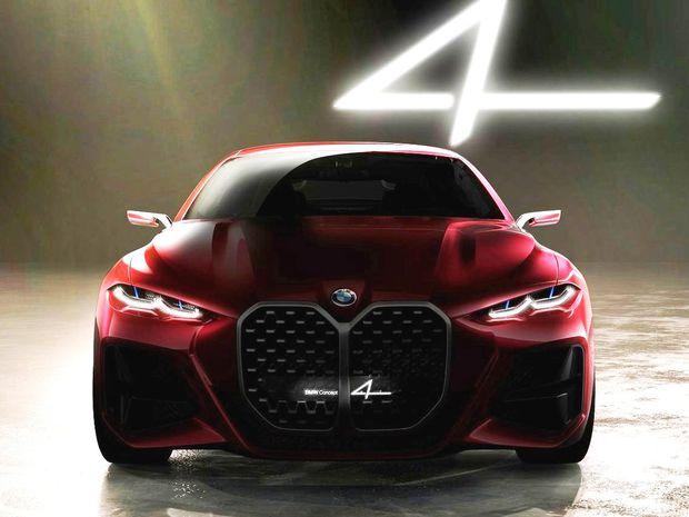 BMW Concept 4 - 2019