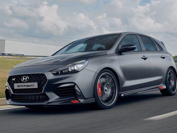 Hyundai i30 N Project C - 2019