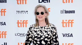 Meryl Streep, šaty, jeseň, inšpirácia