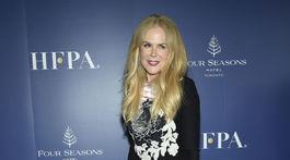 Nicole Kidman, šaty, jeseň, inšpirácia