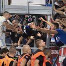 SR futbal FL dohrávka 8. kolo Slovan Trnava BAX