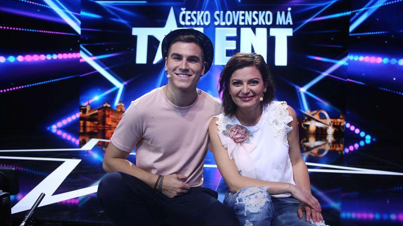 česko slovensko má talent, talent, lujza...