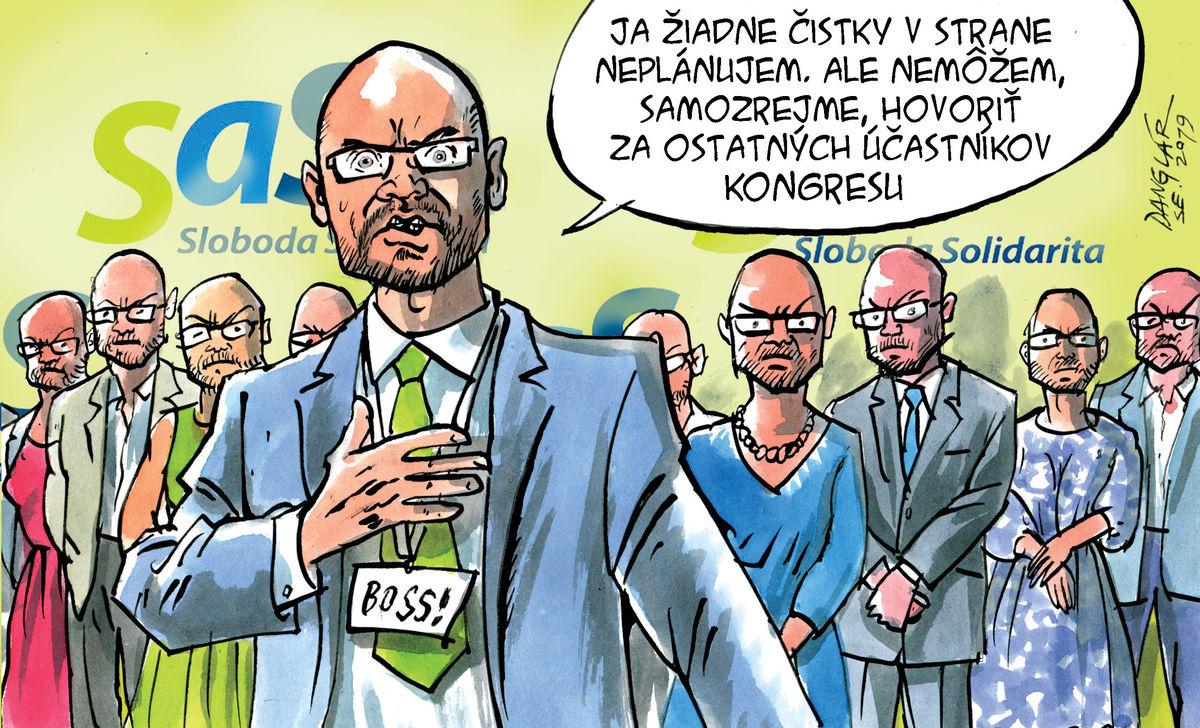 Karikatúra 19.09.2019