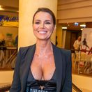 Silvia Chovancová-Lakatošová si vyrazila na módnu prehliadku.