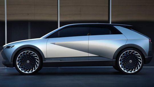 Hyundai 45 Concept: Toto bude kórejský VW ID.3!