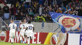 Slovan, gól