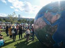 Viac ako päťtisíc ľudí sa postavilo za lepšiu ochranu klímy