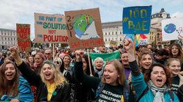 Klimaticky strajk na Ukrajine