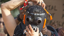 Klimatický štrajk v Indii