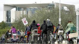 Klimaticky strajk v Nemecku 3