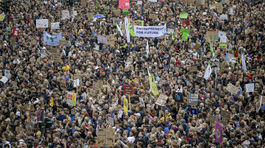 Klimaticky strajk v Nemecku 4