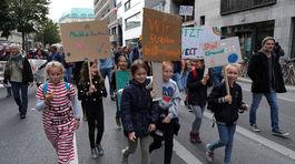 Klimaticky strajk v Nemecku 8