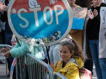 klimatický štrajk,