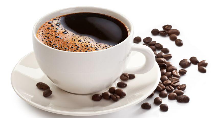káva, kofeín, ráno, životospráva,
