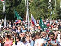 V hlavnom meste pochodovalo 50 000 ľudí za práva nenarodených detí
