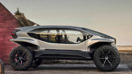Audi AI:Trail quattro Concept - 2019