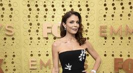 Bethenny Frankel na vyhlásení cien 71. ročníka Emmy Awards.