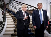 Boris Johnson / Trump /