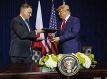 Donald Trump, Andrzej Duda, USA