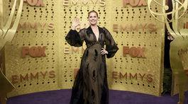 Herečka Amy Adams prišla v šatách Fendi Haute Couture.