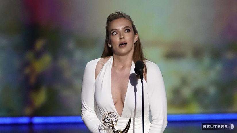 Herečka Jodie Comer si odniesla cenu pre...