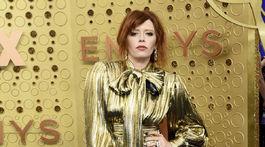 2019 Primetime Emmy Awards - Herečka Natasha Lyonne.