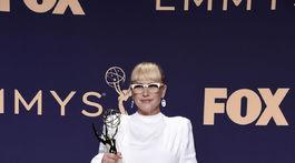 Herečka Patricia Arquette.