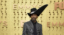 Ocenený Billy Porter na vyhlásení cien 71.ročníka Emmy Awards.