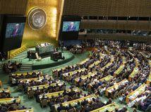 OSN, summit, klimatický, trump