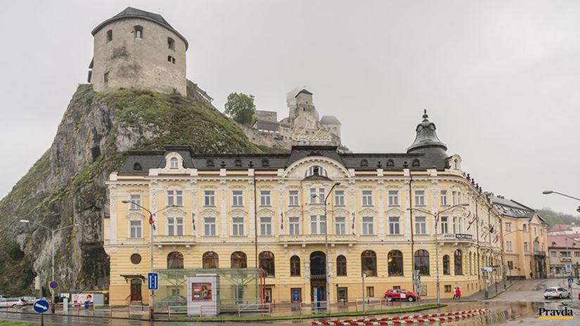 Hotel Elizabeth v Trenčíne