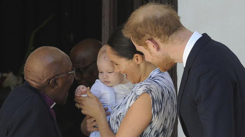 Princ Harry a Meghan, vojvodkyňa zo Sussexu...