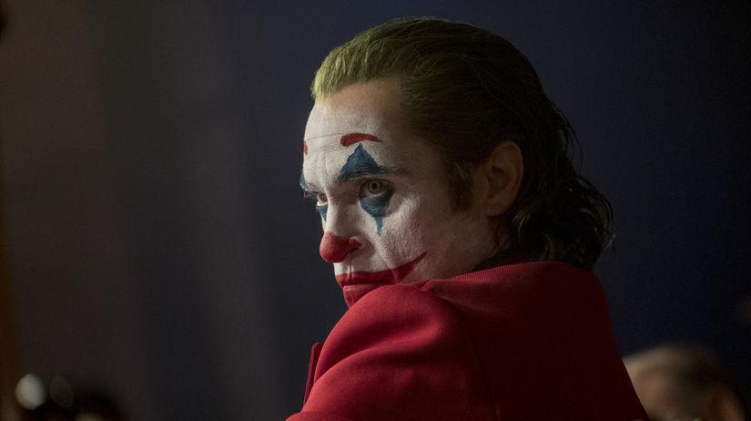 Záber z filmu Joker, v ktorom hlavnú rolu...