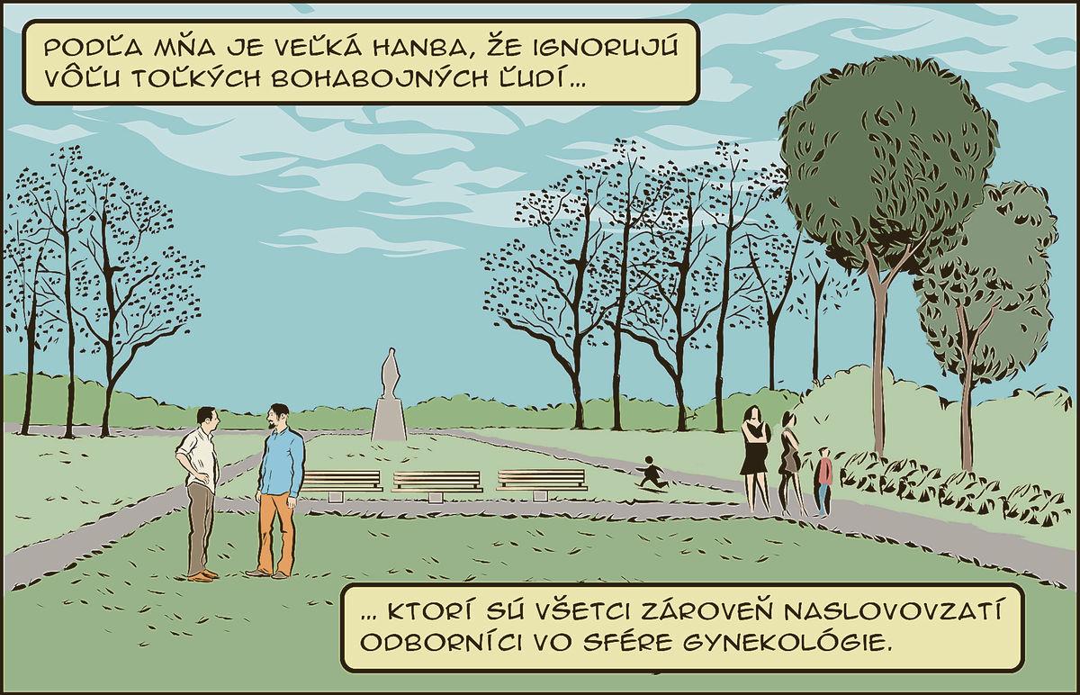 Karikatúra 26.09.2019