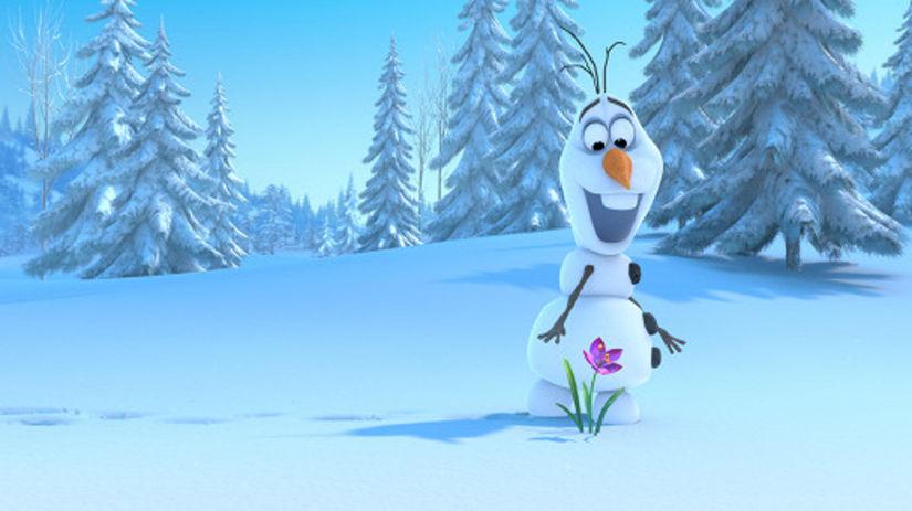 ľadové kráľovstvo, frozen, frozen 2, olaf,...