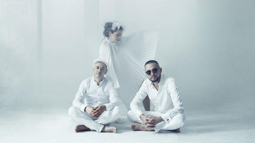 Trojica hudobníkov Longital – Shina, Daniel...