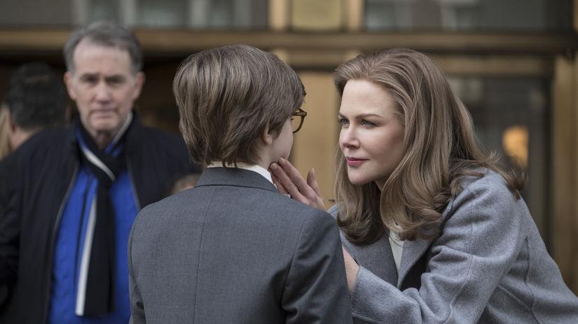 Herečka Nicole Kidman vo filme Stehlík.