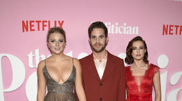 Julia Schlaepfer, Ben Platt a Zoey Deutch